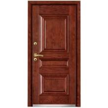 Hot Sale Steel Wooden Armored Door