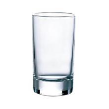 Copo de vidro de água de 6 oz / 180 ml copos