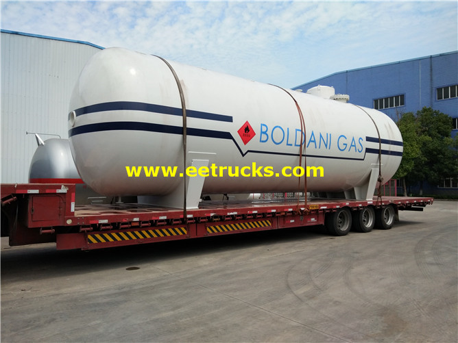 Liquid Ammonia Storage Vessel
