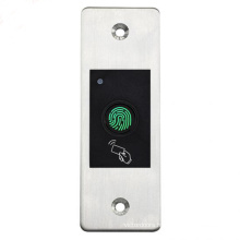 NEW Waterproof Biometric Mini Fingerprint Access Control RFID Card Standalone Reader