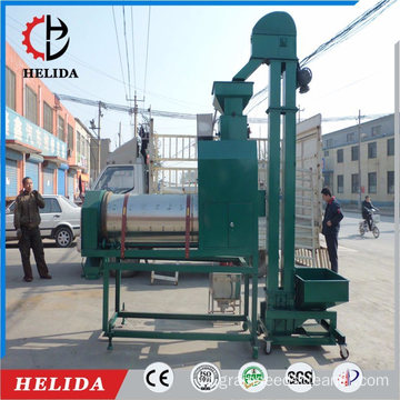 Auto Seed Pestisida Coating Seed Skin Machine