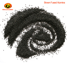 Sand blasting abrasive material bfa refractories aluminium oxide