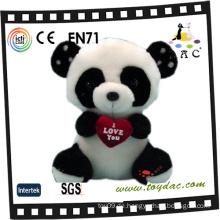 Plüsch Valentine Panda Spielzeug