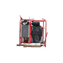 Concrete Block Splitter Quarry Stone Cutting Machine / Hydraulic diesel rock splitter for sale