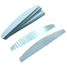 stainless steel nail file refillable sandpaper