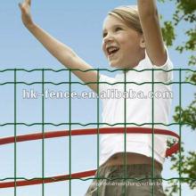 Vinyl Coated Euro Garden Fence,Euro fence