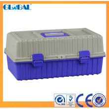 Accessoires d'équipement de stockage de boîte à outils multifonctionnelle en plastique / accessoires de machines-outils