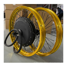 Factory Supply Other Electric Bicycle Parts 8000w Electric Bike Motor Kit Electric Bicycle motor with Battery