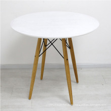 Modern Solid Wooden Dining Table with Famous Design