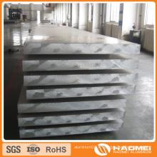 Feuille d'aluminium en alliage 5052 pour la production de yachts
