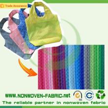 Bolsas Fabricación de materiales textiles no tejidos