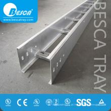 Bandeja de aço inoxidável da escada do cabo com os certificados SS304 / SS316