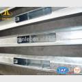 Precios de postes de acero galvanizado