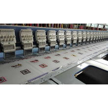 Multi Heads Embroidery Machine for Garment Industry