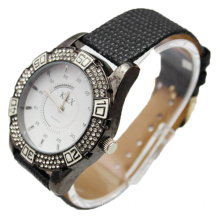 Factory Newest Design Waterproof Fashion Leather Watches
