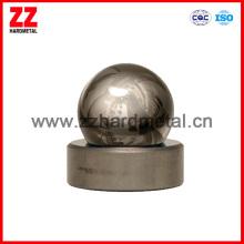 Hartmetall-Sitz und Ball