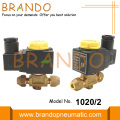 1/4 '' Flare CASTEL Type Solenoid Valve 1020/2 1020 / 2A 6