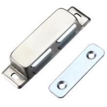 Carcaça MX-01 Q235, ímã NdFeB, zincado branco