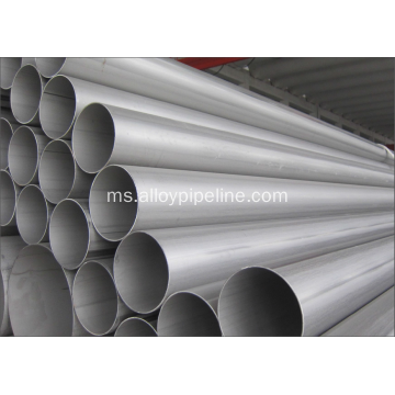 ASTM A358 Class1 TP304 Double Welded Pipe