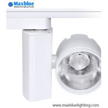 15W 20W 30W tienda de ropa iluminación LED Track Spot Light