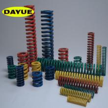 Стандартные пружины Iso для пластиковых форм