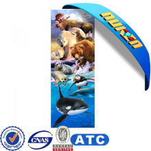 2015 Plastic Custom 3D Bookmarks Wholesale