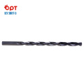 Superior solid carbide drill bits for stainless steel