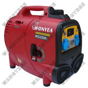 Benzin-Digital Inverter Generator Set mit Max. Leistung 2, 500W und 10.8A aktuelle