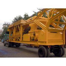 Planta móvil de hormigón Yhzs 75 (75m3 / h)