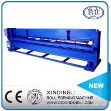 Farbe Stahlschermaschine für Rollenformmaschine
