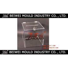 Acrylic Ballot Box Plastic Mold
