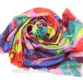 Fashion print women scarf kashmir shawl