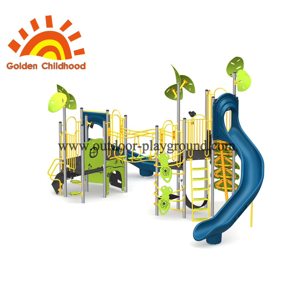 Commercial Play Fun Structure