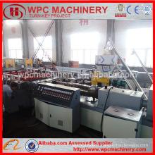 PVC Wood Plastic Composite board making machine/WPC construction board making machine