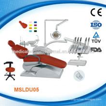 Prix unitaire dentaire de MSLDU05-M, unité dentaire en coton / chaise!