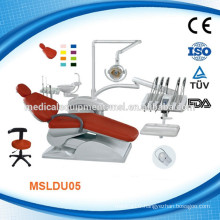 Dental unit price of MSLDU05-M, Cotton dental unit/chair!