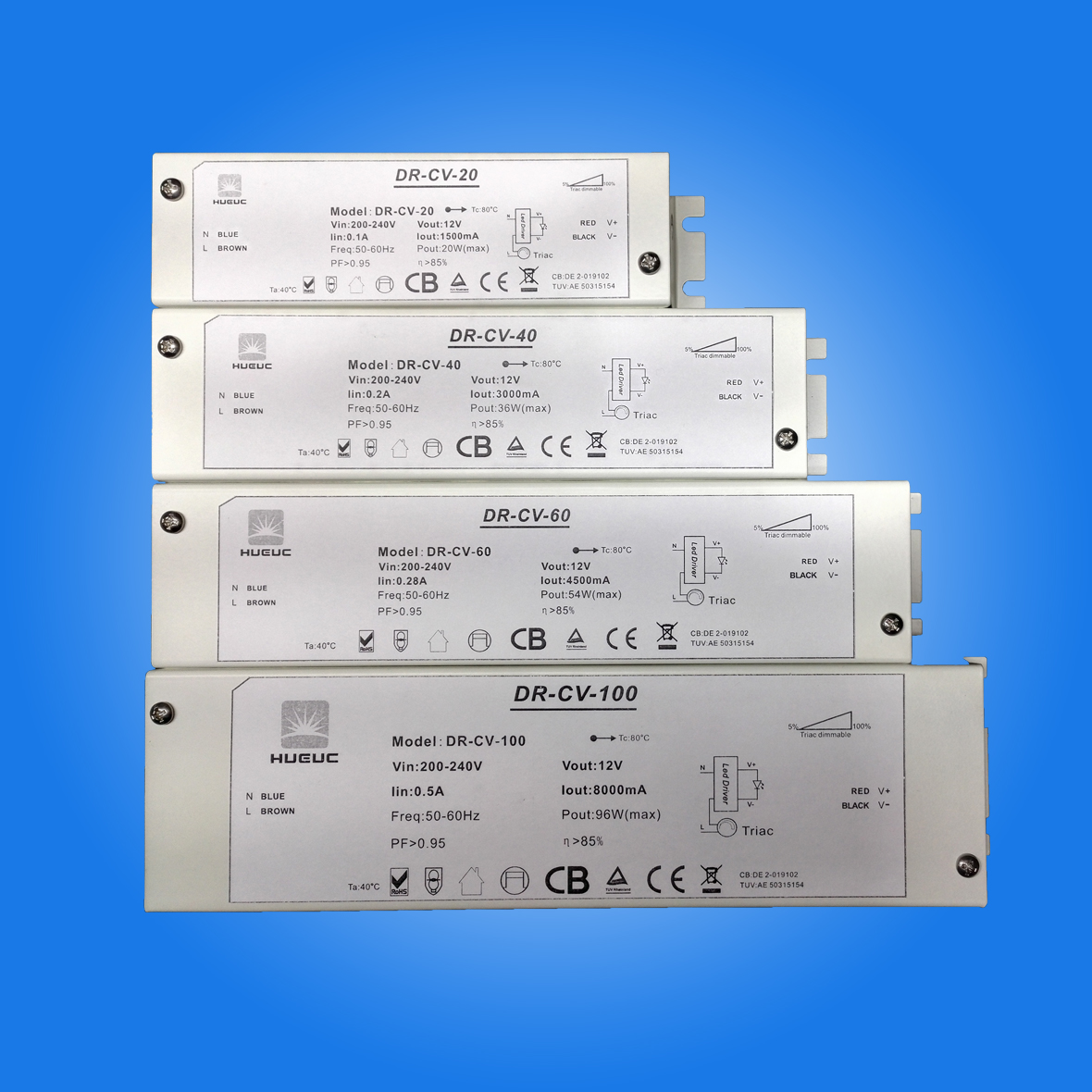 ETL dimmable driver