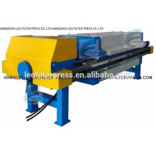 Leo Filter Press Automatic Hydraulic Filter Press for Different Industries