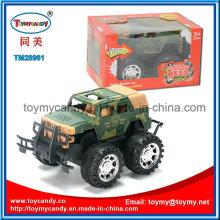 Neuere Friction Army Green Militärfahrzeug Spielzeug