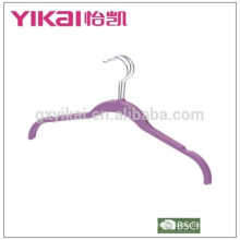 Guangdong well-known rubber lacquer shirt clothes hanger