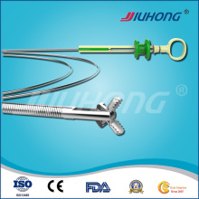 Disposable Biopsy Forceps with Alligator Teeth for Tissue Sampling