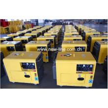 Groupe électrogène diesel de 1 à 10 kW