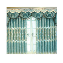 Amazon select supplier living room curtains luxury blackout window readymade curtains for the bed room