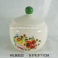 Контейнер для хранения пищевых продуктов популярного дизайна с керамикой