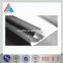 Reflective waterproof PET film extrude PE laminate with foil for buildings