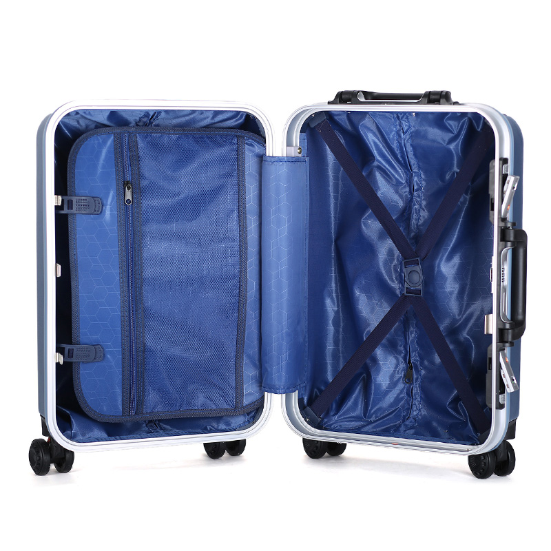 ABS plastic travel suitcase luggage5