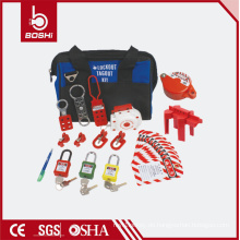 Sicherheitsschlüssel Kombi-Beutel BD-Z12, LOCKOUT TAGOUT BAG BOSHI BRAND !!