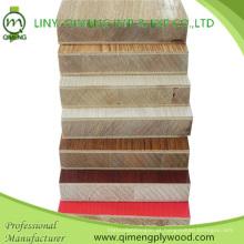 Fornecer profissionalmente a madeira compensada da placa do bloco da melamina de 15-19mm com bom preço