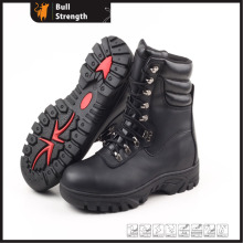 Black Color High Cut Militray Army Boot Sn5131