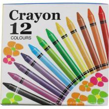 12pcs crayon mix colorido crianças pintura crayons